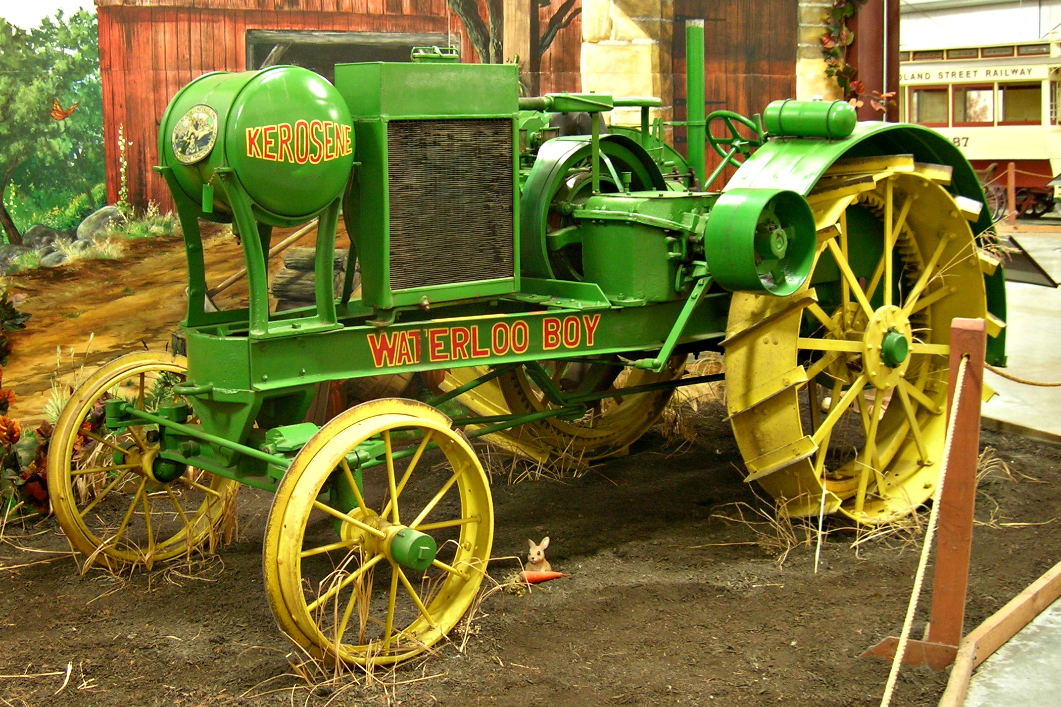 M, Rummy's antique 2 cylinder John Deere Antique john deere tractor photos